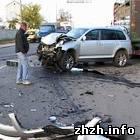 Происшествия: Лоб в лоб столкнулись внедорожник «Volkswagen» и грузовик «FAW». ФОТО