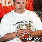Экономика: Книга рекордов: Игорь Костецкий из Житомира выпил литр пива за 11 секунд. ФОТО