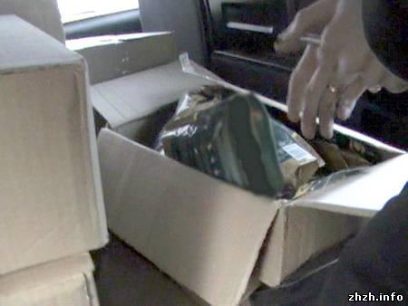 В Коростене изъяли крупную партию фальсифицированного кофе «Якобс». ФОТО