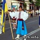 Культура: Выпускники школ прошлись парадом по Житомиру. ФОТО