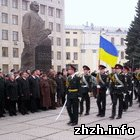 Житомир: Житомир отметил 102-ую годовщину со дня рождения С.П. Королёва. ФОТО