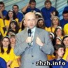 Культура: На съезде евангелистов в Житомирской области выступил Александр Турчинов. ФОТО