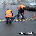 Власти Житомира установят «лежачих полицейских» возле школ и детсадов