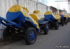 В Киеве запретили продажу кваса из бочек. Бочки уехали в Житомир