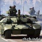 Армия: В Киеве по случаю Дня Независимости прошел военный парад. ФОТО