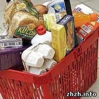 В Житомире подорожали сахар, молочные продукты и мясо