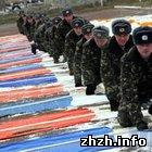 Армия: В Житомире презентовали американскую лазерную систему Майлэс. ФОТО