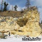 Происшествия: В Житомире из-за гололеда сорвался со скалы 50-летний мужчина