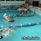 Спорт: По количеству плавательных бассейнов Житомир на последнем месте в Украине