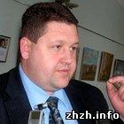 Житомир: Гундич: в центре Житомира отреставрируем фонтан и сделаем сквер. ФОТО