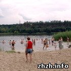 Куда пойти купаться? Обзор пляжей города Житомира.