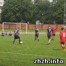В школе Житомира появился первый в Украине кабинет футбола. ФОТО