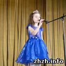 Культура: В житомирском Дворце культуры дети соревновались в пении. ФОТО