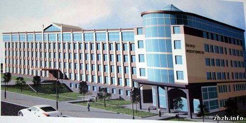 реконструкции Житомирского института медсестринства