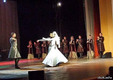 Грузинский национальный балет «Сухишвили»