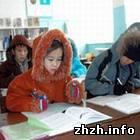 Житомир: В Житомирских школах продолжают мерзнуть дети, в мэрии -
