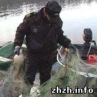 Криминал: Милиция изъяла у двух браконьеров четыре километра рыболовной сети. ФОТО