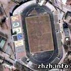 Житомир: К 2010 году власти планируют реконструкцию центрального стадиона Житомира. ФОТО