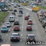 Технологии: От Киева к Житомиру будут строить дорогу на шесть полос