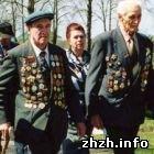 В честь Дня партизанской славы ветеранам Житомира вручили почетные грамоты. ФОТО