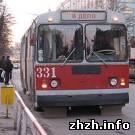 Житомир: В Житомире будут курсировать максимальное количество троллейбусов - Зубрицкий