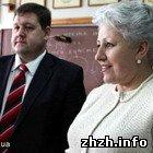 Житомир: Шелудченко и Гундич рассказали про «лавочку воспоминаний» за 35 тыс грн. ФОТО