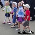 Общество: По улицам Житомира прошел парад «Счастливых семей». ФОТО