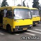 С 25 сентября в Житомире планируют повысить проезд в маршрутках до 1 грн 50 коп