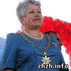 Власть: Ющенко наградил мэра Житомира Веру Шелудченко орденом Княгини Ольги. ФОТО
