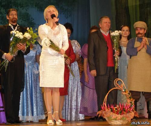 Премьера спектакля в Житомире