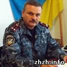 Чтобы стать житомирским «Беркутом» надо 16 раз подтягиваться на перекладине - Юхимчук