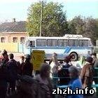 Житомир: Власти планируют построить в Житомире мини-автостанции