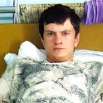 Саша Дрезнер розповів як його збив п'яний даїшник. ФОТО
