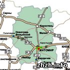 Экономика: В Житомире создадут инвестиционные карты районов и городов области