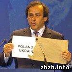 Євро-2012: Сьогодні Платіні відвідає Україну