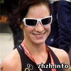 Спорт: Житомирянка Олеся Пристайко завоевала золотую медаль чемпионата Европы по триатлону