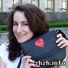 В Житомире прошла акция «Серце до серця». ФОТО