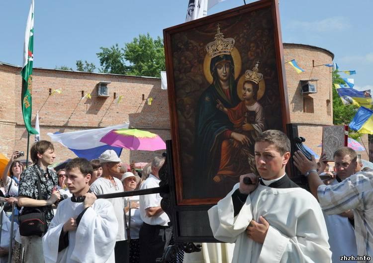 паломники в Бердичеве