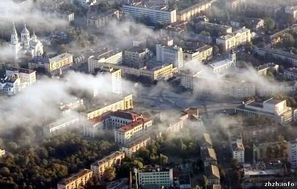 Житомир: В Житомире намерены спроектировать новый микрорайон - Завокзальный