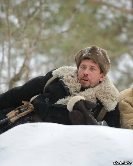 Московский актер Андрей Мерзликин