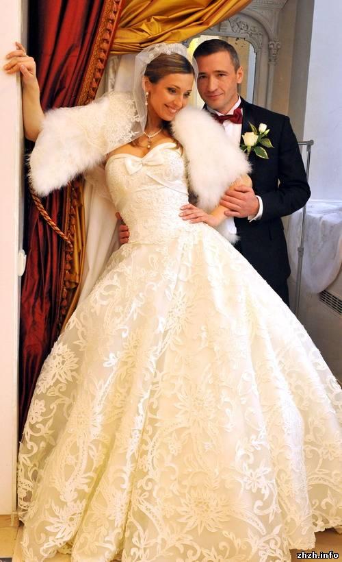 Свадебные платья в 1994 году
